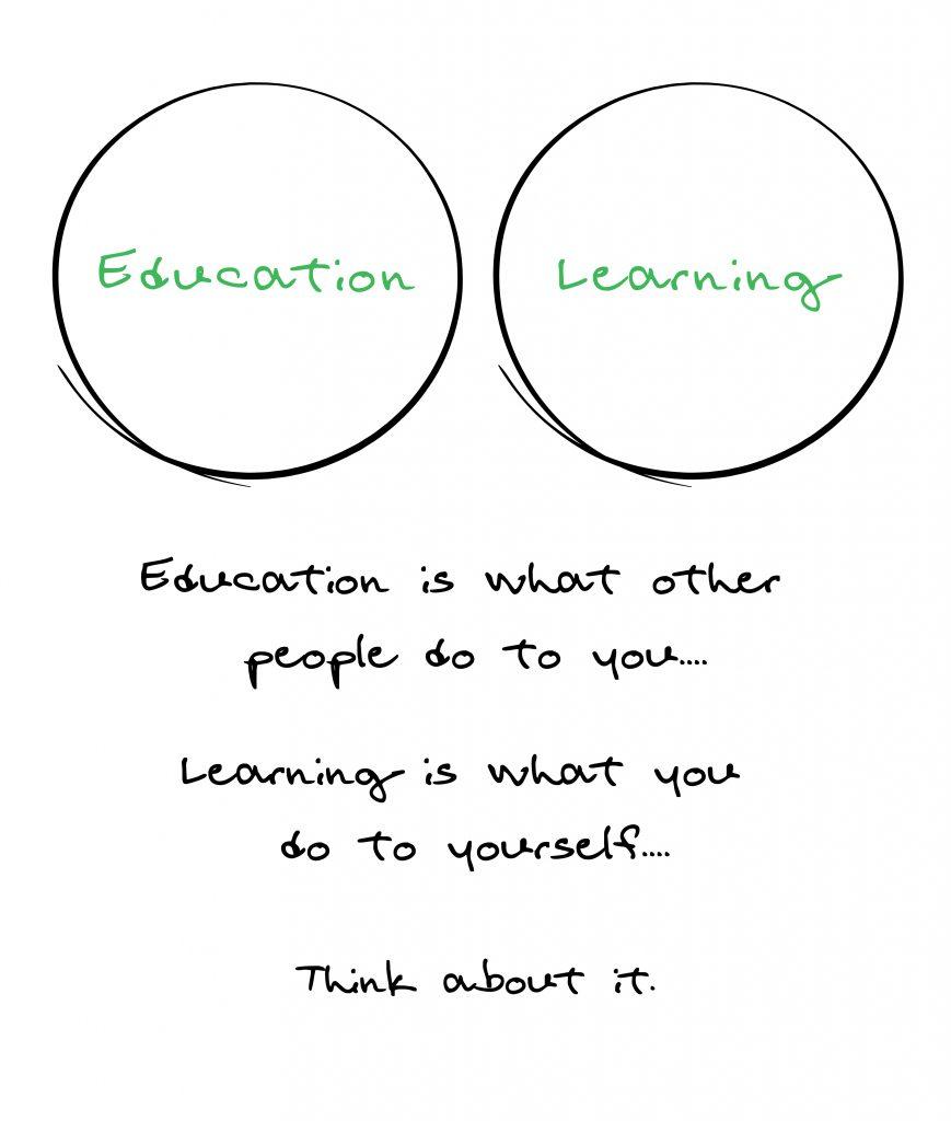 Education-vs-Learning